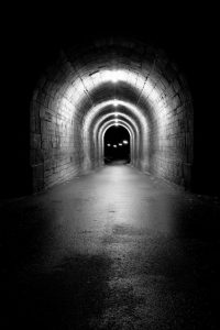 andreas nawroth - hof/saale: tunnel