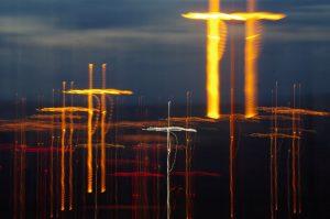 thomas rubner, hof/saale: lightpainting