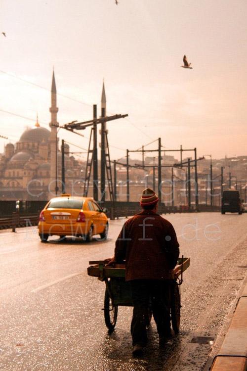 Feierabend in Istanbul